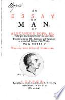 alexander pope essay on man audiobook