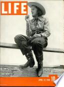 22 Apr 1940